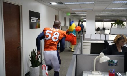 Von Miller Featured in Latest 'This is SportsCenter' Spot