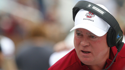 UMass Football Coach Mark Whipple Suspended For Saying Officials 'Raped' Team