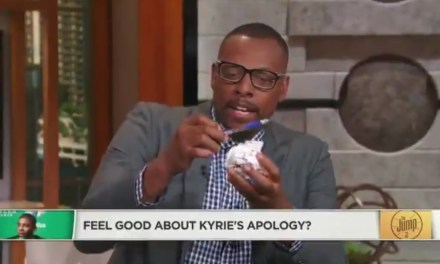 Paul Pierce Says the Earth is Flat