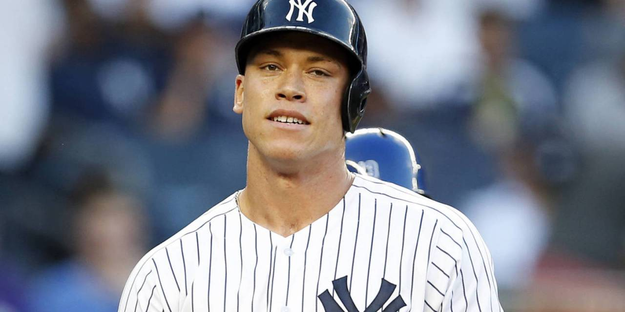 Aaron Judge Out Late with a New Lady Friend Ahead of the American League Wild Card Game