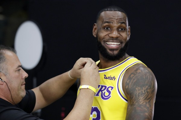 Lakers are the Most In Demand Team on StubHub