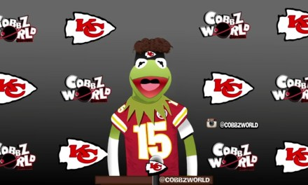 Someone Made a Patrick Mahomes Kermit the Frog Parody and It's Fantastic