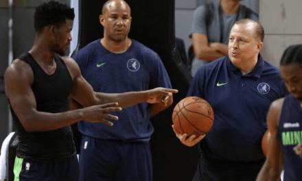 Tom Thibodeau Sabotaging Potential Jimmy Butler Trades