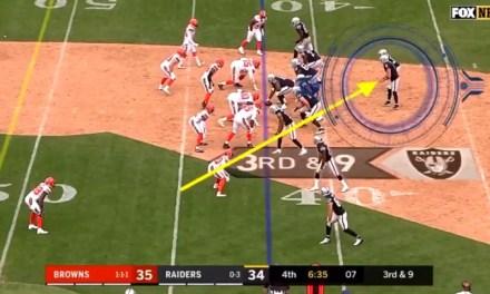 NFL Admits Browns Should've Gotten Fumble