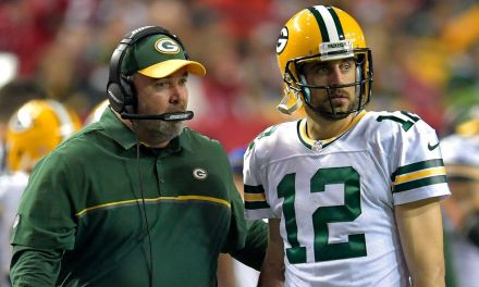Growing Tension Between Aaron Rodgers and Mike McCarthy Causing Issues in Green Bay