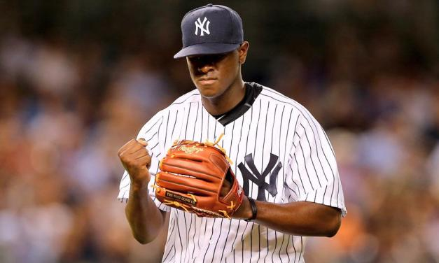 Luis Severino Showed Up Late for Game 3 Start