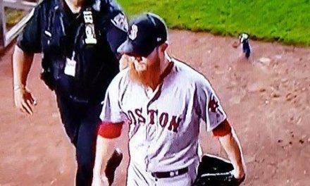 Yankees Fan Threw a Full Beer Can at Red Sox Closer Craig Kimbrel