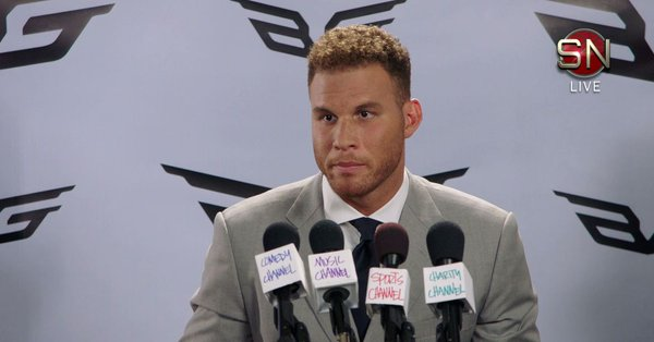 Blake Griffin Announces Retirement From Comedy by Releasing YouTube show with Funny or Die