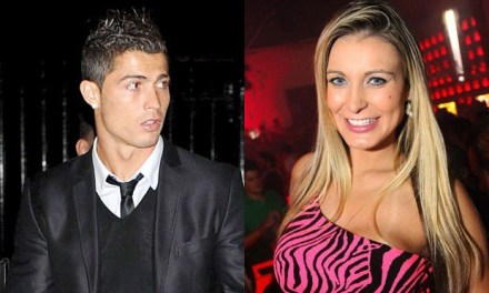 Cristiano Ronaldo's Old Fling Andressa Urach Talks About Sex with Ronaldo