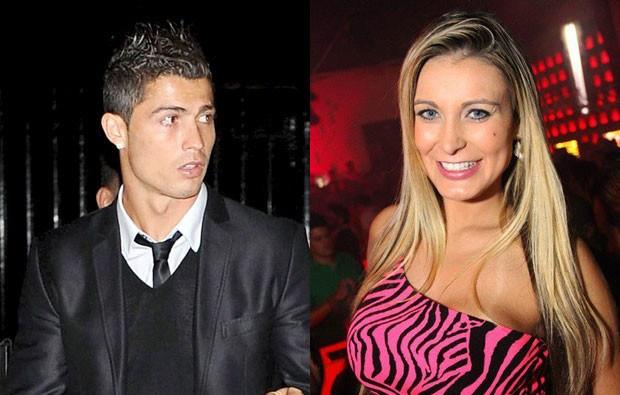 Cristiano Ronaldo's Old Fling Andressa Urach Talks About Sex with Ronaldo