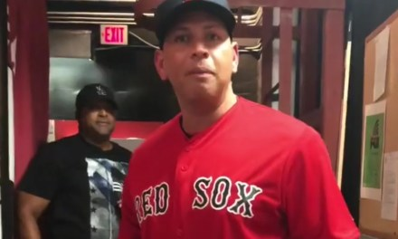 Behind the Scenes Look at A-Rod Paying Up on His Bet with David Ortiz