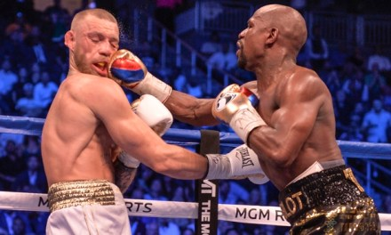 Will Mayweather take on McGregor again?