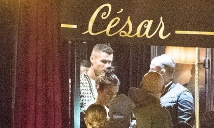 Cristiano Ronaldo and Georgina Rodriguez – Date Night