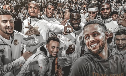 Steph Curry Calls Ring Night 'Weirdest Night of the Year'