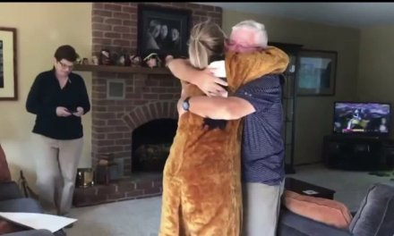Ohio State Fan Donates Her Kidney to Penn State Fan