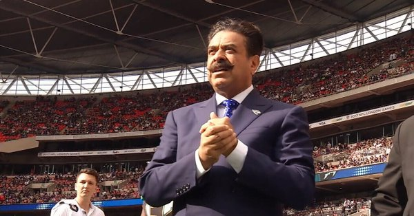 Jaguars Owner Shad Khan Withdraws his bid to Buy Wembley Stadium