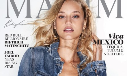 Meet Maxim's Cover Model Chase Carter, NBA Rookies Who Dominated & Selena Gomez in Treatment after Breakdown