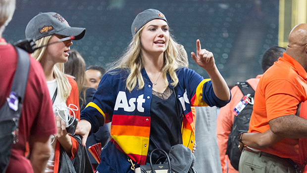 Kate Upton Not Happy with Fan Interference Call