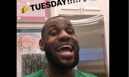 LeBron Had a Great Week, Especially on Tuesday