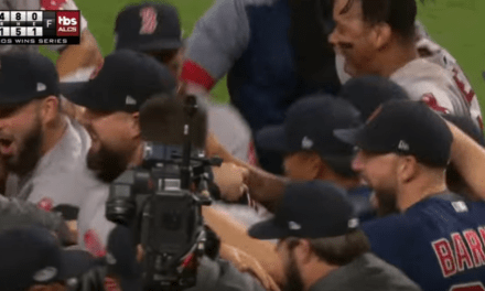 The Red Sox Beat Justin Verlander and Are Headed to Their Fourth World Series in the Last 15 Years