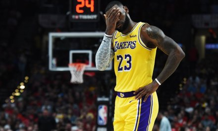 LeBron Says Team chemistry not like 'Instant Oatmeal'