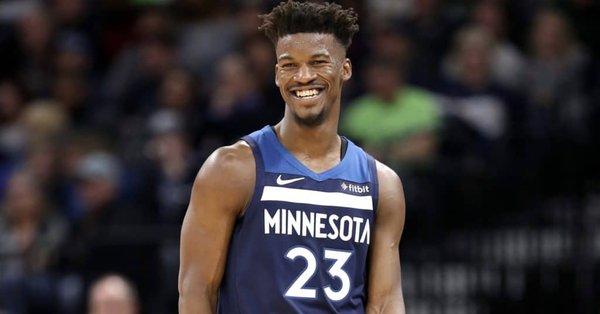 Timberwolves Fans Boos Make Jimmy Butler Smile Sports Gossip