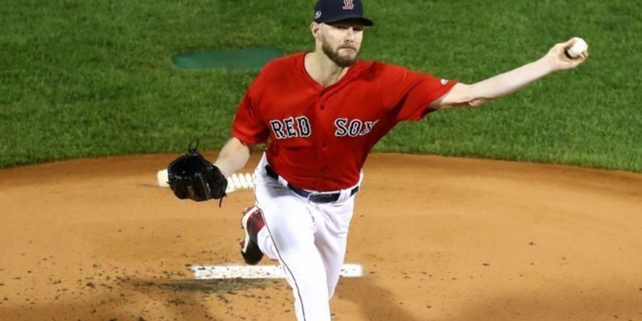Chris Sale Blames Illness During The Alcs On A Belly Button Ring