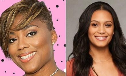 Rondo's Girlfriend Ashley Bachelor 'Shoved' Chris Paul's Wife Jada as Lakers Rockets Spilled off Court