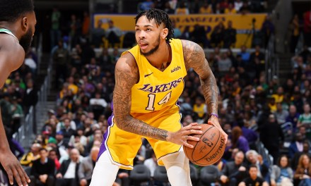 Brandon Ingram is Being Linked to a Stripper