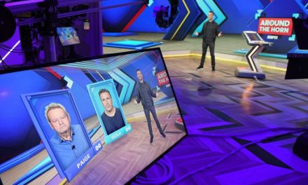 ESPN's Around The Horn Is First U.S. Domestic Program to Fully Integrate Augmented Reality
