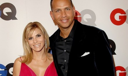 A-Rod Locked in Spousal Child Support War with His Ex Cynthia