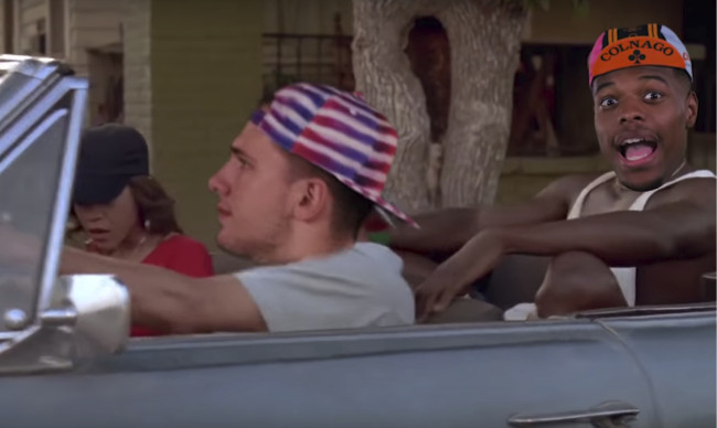 """Luka Doncic and Dennis Smith Jr. Star in a """"White Men Can't Jump"""" Video"""
