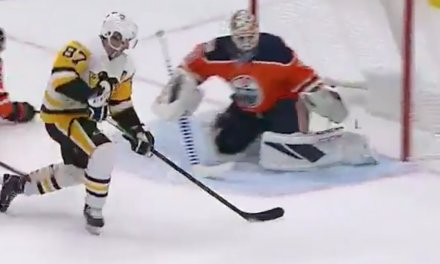 Sidney Crosby is Still Good at Hockey, Scores Incredible Game Winning Goal in Overtime