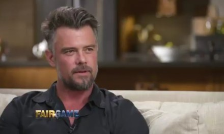 Josh Duhamel Questions Draymond Green's Manhood and Calls Him a Prick for Laughing at Fergie
