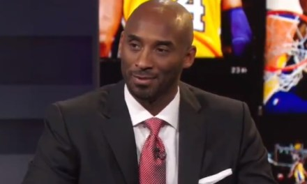 Kobe Bryant Says LeBron James and the Lakers Face A Lot of Pressure This Season