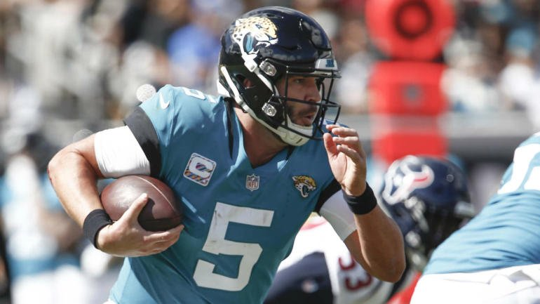 Blake Bortles Says He Can't be Worried About Making Mistakes