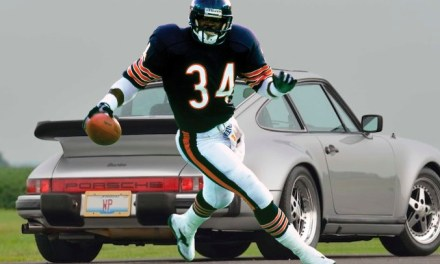 Walter Payton's 1979 Porsche 930 Turbo Is for Sale