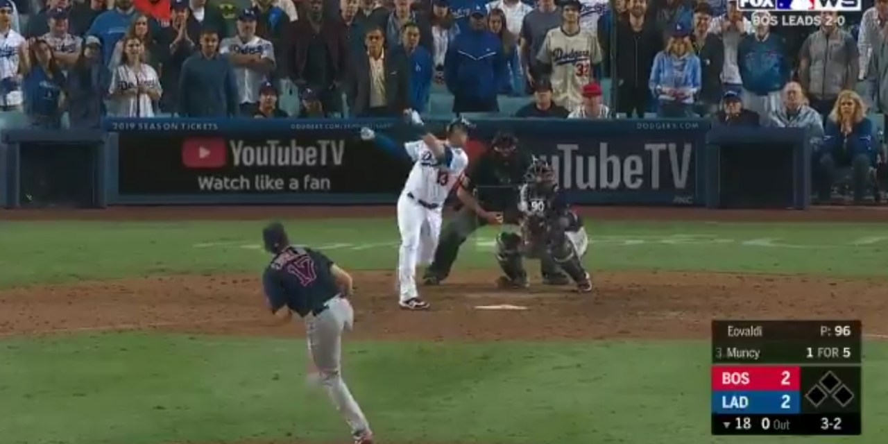Max Muncy Plays the Hero for the Dodgers with a Walk-off Home Run in 18th Inning
