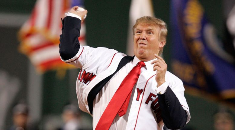 Trump Reacted to Dodgers Relievers Blowing Game after Dave Roberts took out Rich Hill