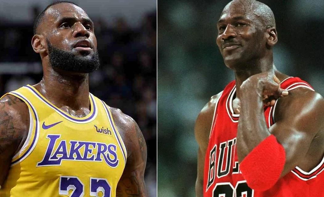 LeBron James Sarcastically Returns 1-on-1 Challenge to Michael Jordan: 'I'm Ready!'