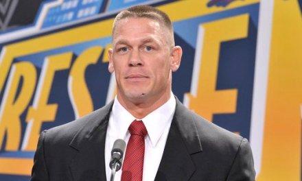 John Cena out of WWE's Crown Jewel in Saudi Arabia