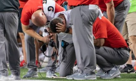 Ohio State's Urban Meyer Has a Brain Cyst