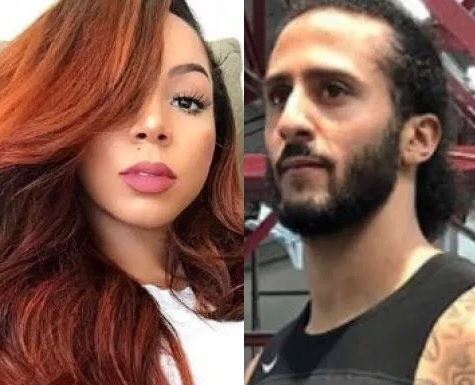 Brittany Renner Goes Off On A Crazy Rant About Booking A Flight To See Colin Kaepernick