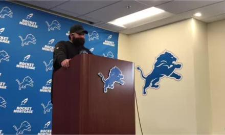 Matt Patricia Goes Off on Slouching Reporter