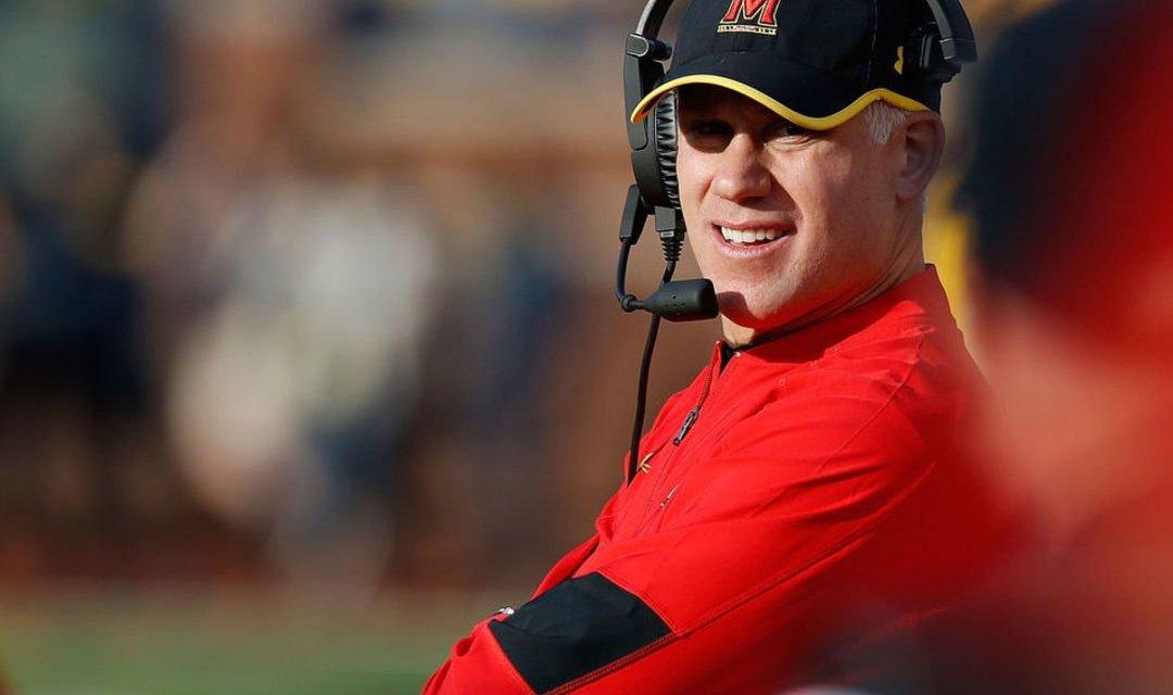 Maryland Fires Coach DJ Durkin After Reinstatement
