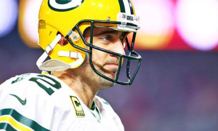 Aaron Rodgers Invests in High-tech Helmet Startup Vicis