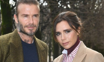 David Beckham's Wife's Old Bandmate Takes Shot at Victoria and David