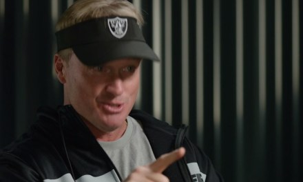 Jon Gruden Says Players are 'Dying' to Play for Raiders