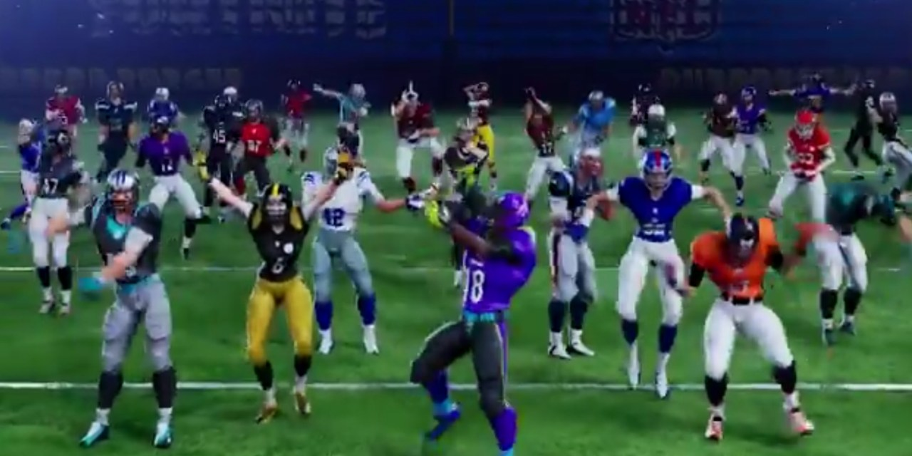 Fortnite Partners with the NFL to Offer NFL Skins