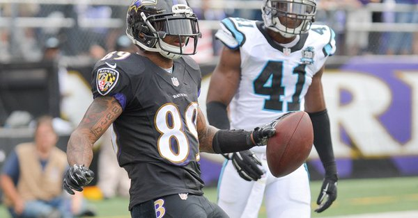 Steve Smith Gave the Ravens His Panthers Playbook